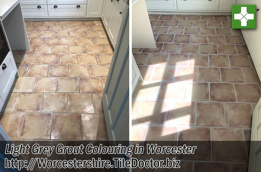 Dirty-Ceramic-Tile-Grout-Before-After-Grout-Colouring-Worcester