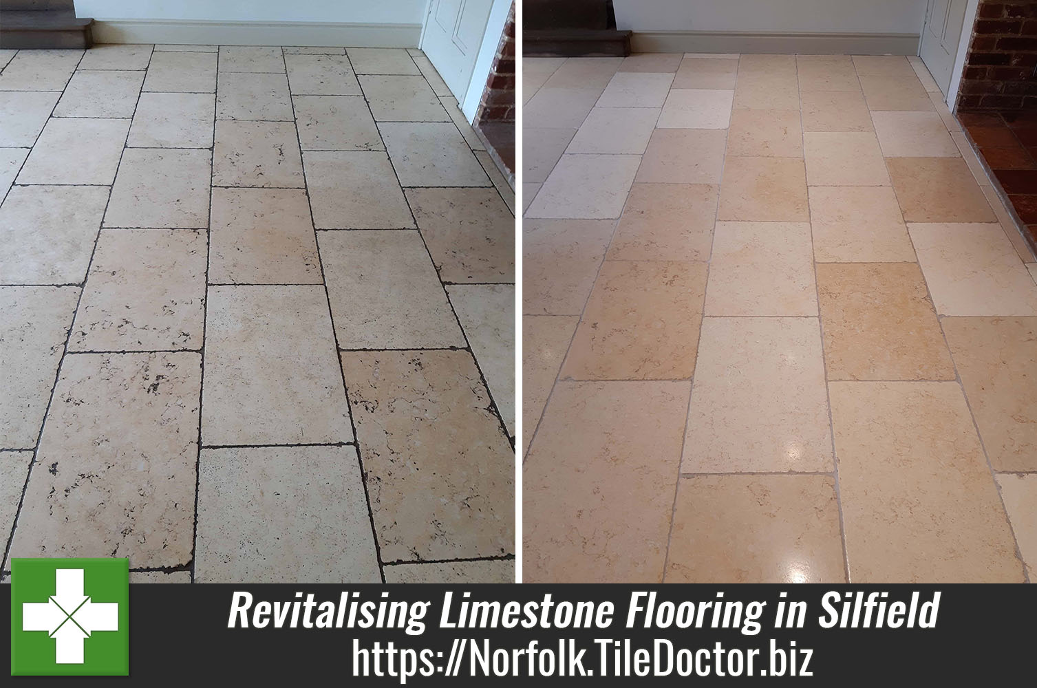 Limestone-Floor-Before-and-After-Restoration-Silfield